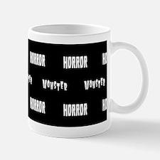 Monster Horror Mugs