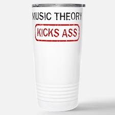 Cute Music theory education Travel Mug