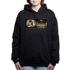 Vintage Film Women's Hooded Sweatshirt