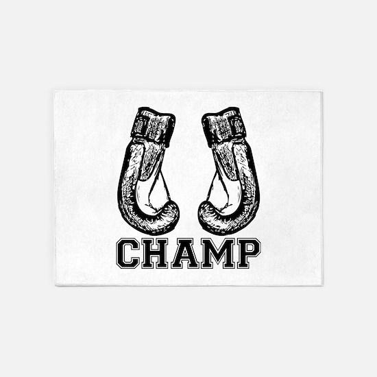 Champ 5'x7'Area Rug
