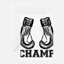 Champ Greeting Cards