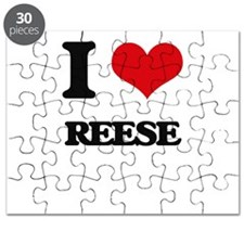 I Love Reese Puzzle