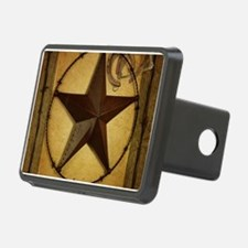 Primitive texas star Hitch Cover