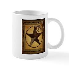 Primitive texas star Mugs