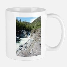 Vancouver Island river Mugs