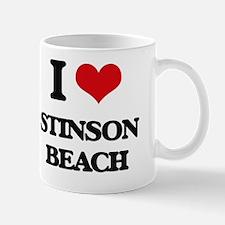 Unique Stinson beach Mug
