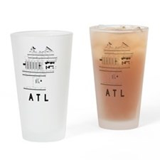Bwi Drinking Glass