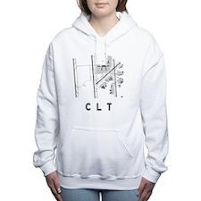 Cute Bwi Women's Hooded Sweatshirt