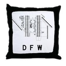 Bwi Throw Pillow