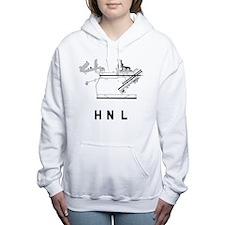 Cool Bwi Women's Hooded Sweatshirt