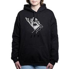 Funny Bwi Women's Hooded Sweatshirt