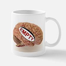 EMPTY BRAIN Mugs