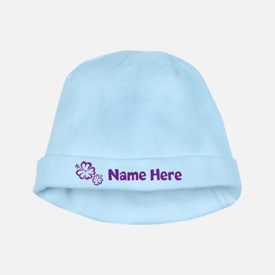 Cute Personalize Baby Hat