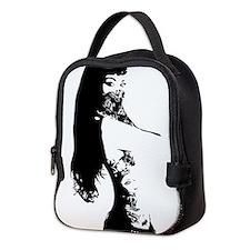 Bandana Girl Neoprene Lunch Bag