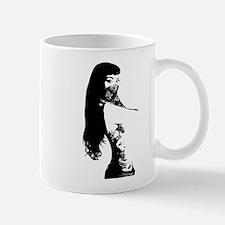 Bandana Girl Mugs