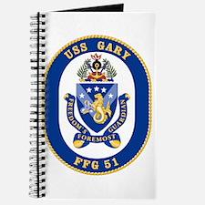 USS Gary FFG-51 Journal