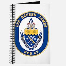 USS Reuben James FFG-57 Journal