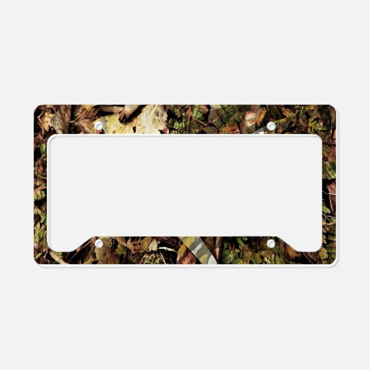 Antler Personalized License Plate Frames Covers And
