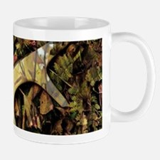 camouflage deer antler Mugs