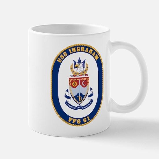 USS Ingraham FFG-61 Mug