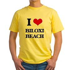 Unique Biloxi mississippi T