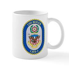 USS Boxer LHD-4 Mug