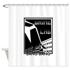 Grime Lab Shower Curtain