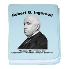 Ingersoll: Science baby blanket