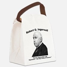 Ingersoll: Science Canvas Lunch Bag