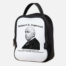 Ingersoll: Science Neoprene Lunch Bag