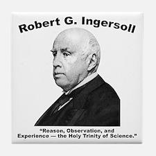 Ingersoll: Science Tile Coaster
