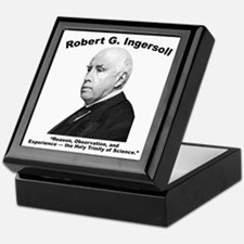 Ingersoll: Science Keepsake Box
