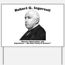 Ingersoll: Science Yard Sign