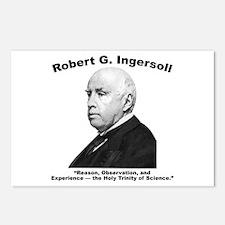 Ingersoll: Science Postcards (Package of 8)