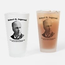 Ingersoll: Rights Drinking Glass