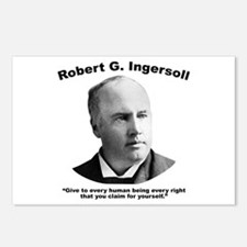 Ingersoll: Rights Postcards (Package of 8)