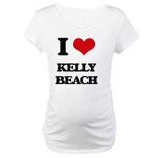 I Love Kelly Beach Shirt