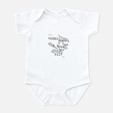 Unique Digital drawing Infant Bodysuit