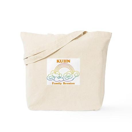 KUHN reunion (rainbow) Tote Bag