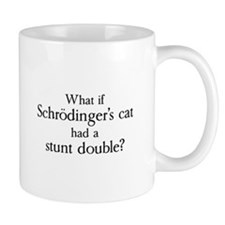 First Cat of Physics Mugs