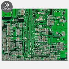 Circuit Board Puzzle