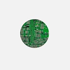 Circuit Board Mini Button