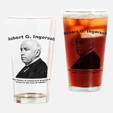 Ingersoll: Progress Drinking Glass