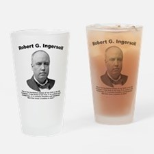 Ingersoll: OldTest Drinking Glass