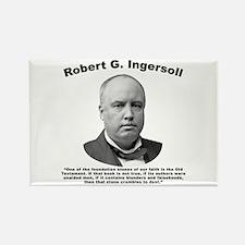 Ingersoll: OldTest Rectangle Magnet