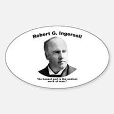 Ingersoll: Man Decal