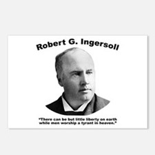 Ingersoll: Liberty Postcards (Package of 8)