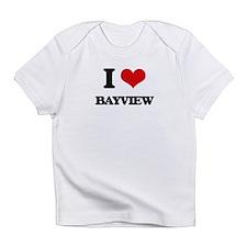 I Love Bayview Infant T-Shirt