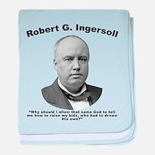 Ingersoll: Kids baby blanket