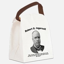 Ingersoll: Kids Canvas Lunch Bag